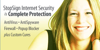 StopSign Internet Security is Complete Protection